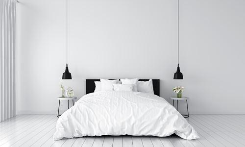 掃除がしやすい寝室