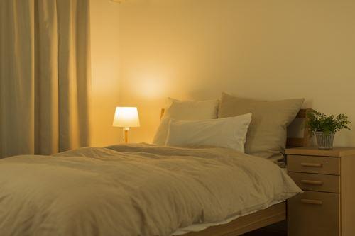 快適な寝室