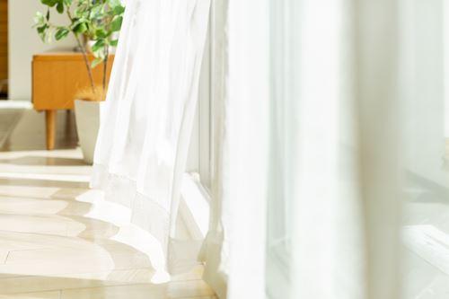カーテンの汚れを予防する方法