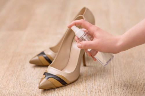 靴のカビの落とし方
