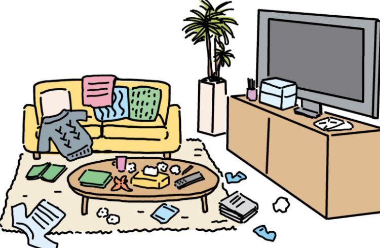 部屋の掃除代行