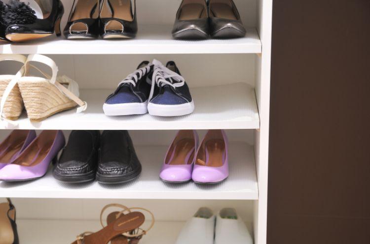 靴箱のカビ