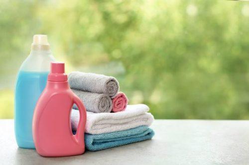 カーテンを洗濯する際に使う洗剤