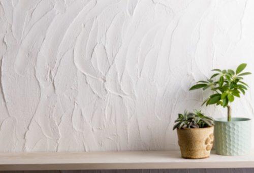 漆喰壁の掃除方法