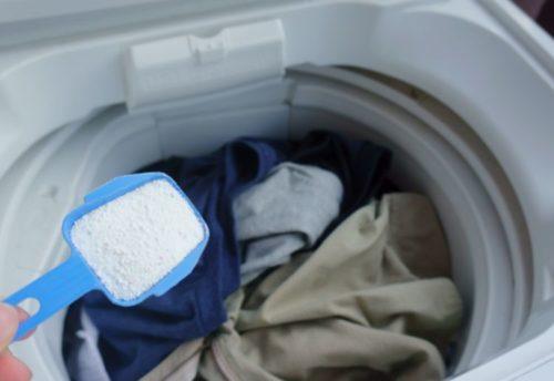 裏返さないほうがいい洗濯物もある