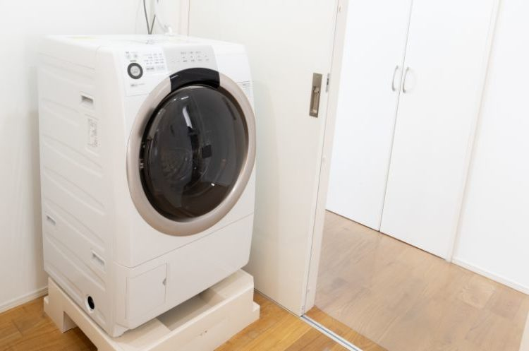 洗濯機のドライコース