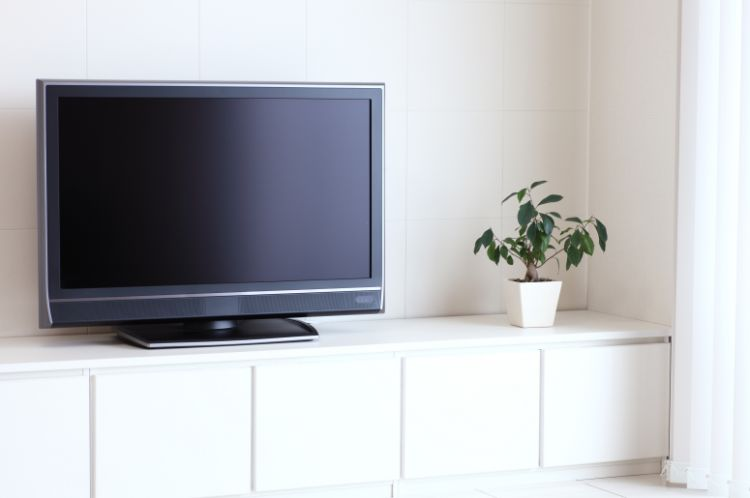 テレビ画面 掃除