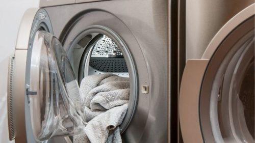 洗濯機を使った脱水の方法
