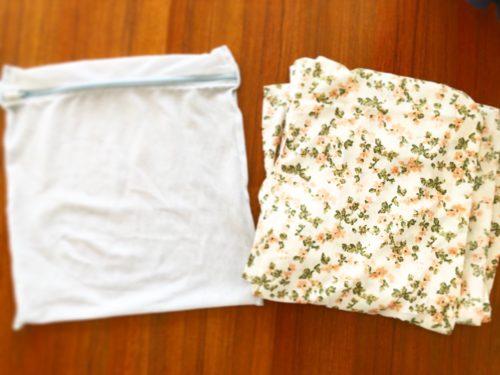 手作りマグネシウム洗濯