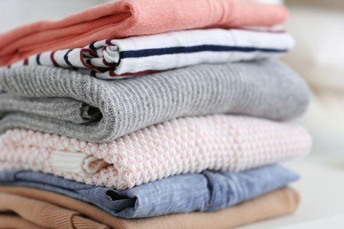 手洗い洗濯したい衣類