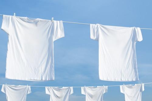 手洗い洗濯した衣類の正しい干し方