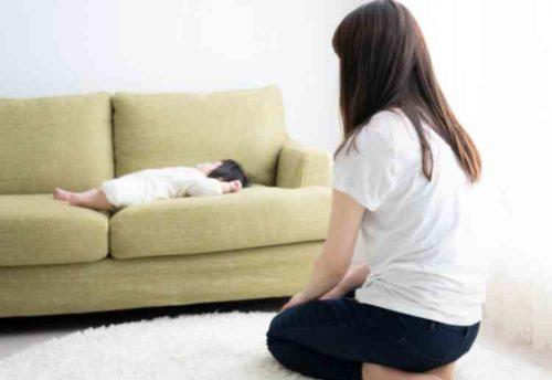 ワンオペ育児に疲れた人に共通すること