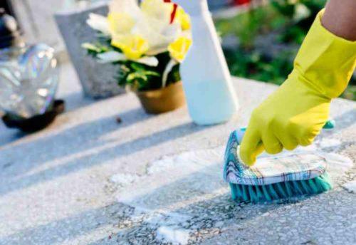 墓石掃除のタイミング