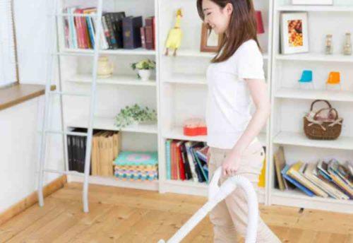 一人暮らし女子の掃除の頻度