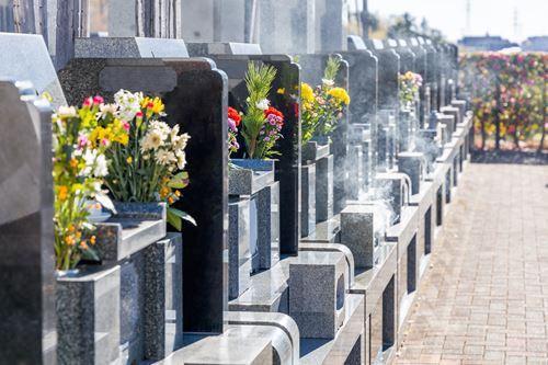 墓石掃除の注意点