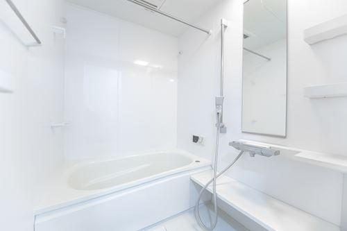 カビのない浴槽エプロン