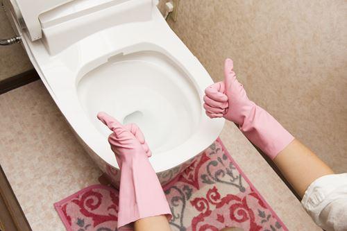 3分で終わるトイレ掃除のやり方