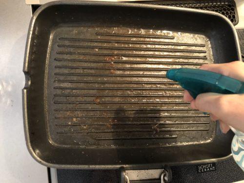 セスキ炭酸ソーダの得意な汚れと苦手な汚れ