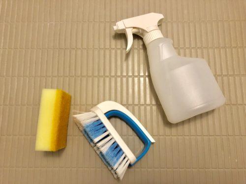 風呂掃除 道具