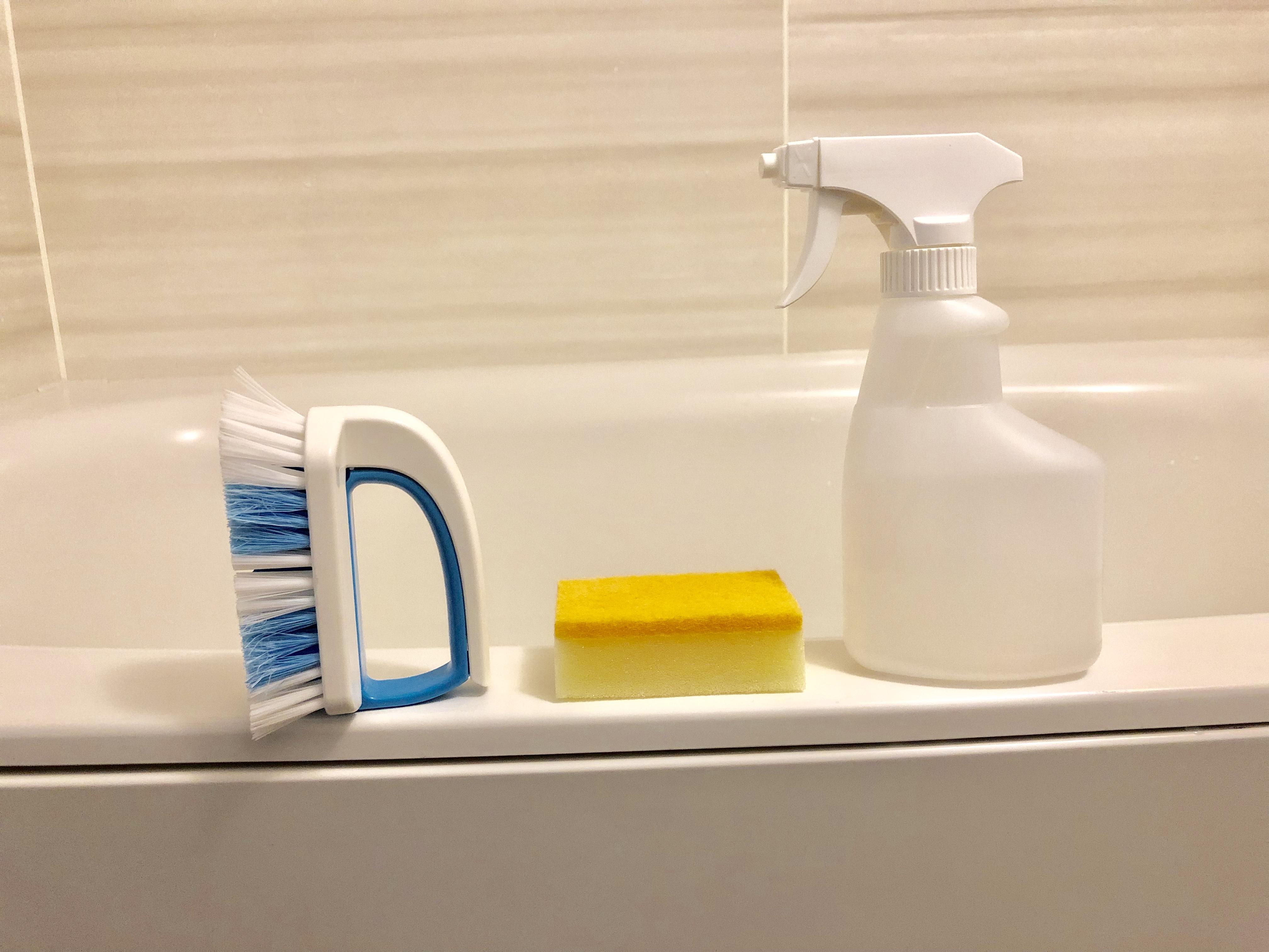 風呂掃除のやり方まとめ