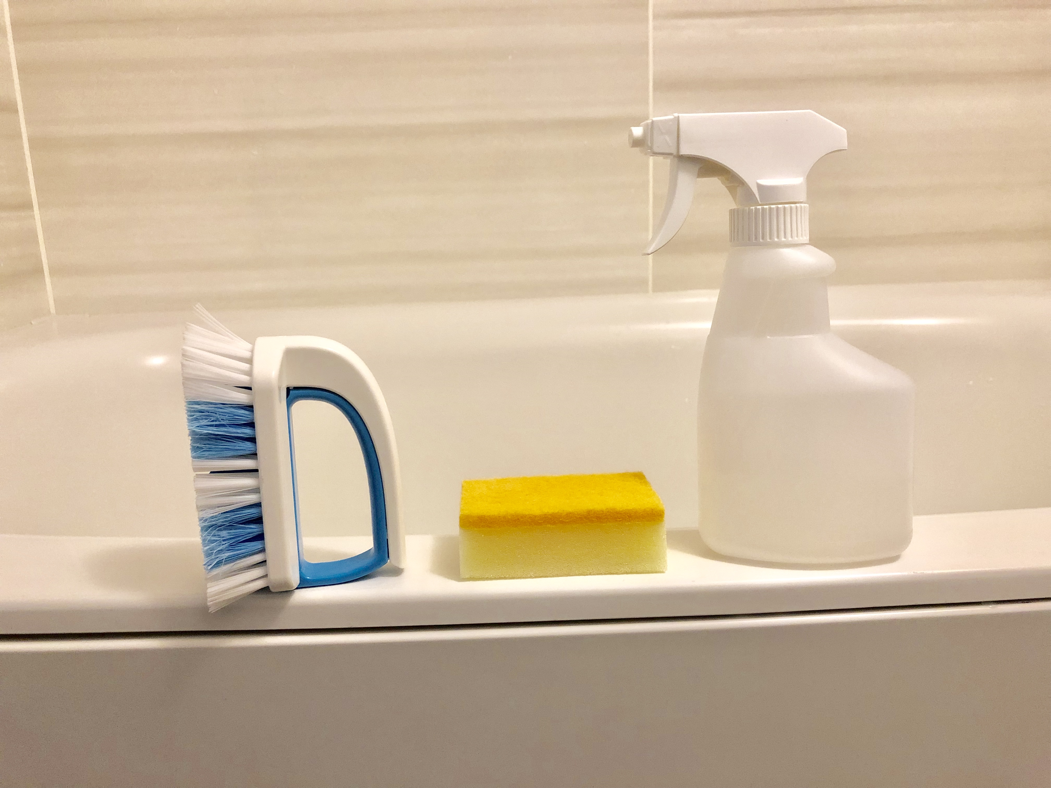 風呂掃除のやり方