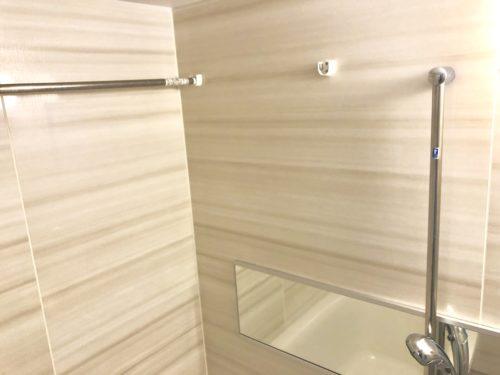 お風呂は上から下に向かって掃除