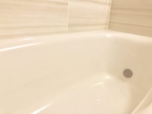 お風呂のバスタブの掃除