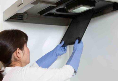 キッチン換気扇の掃除頻度