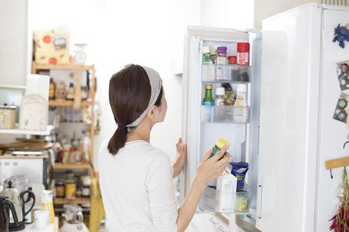 冷蔵庫収納のポイント