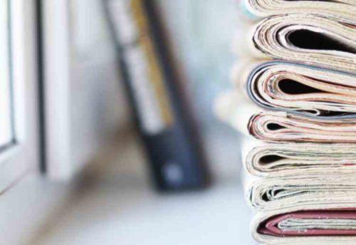 新聞紙やタオル