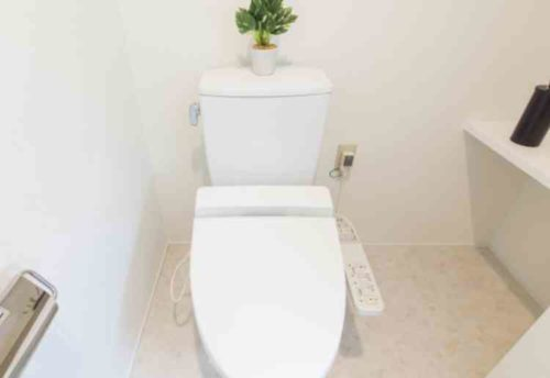 トイレ収納 100均