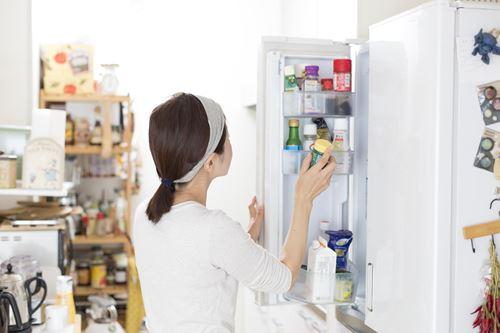 冷蔵庫掃除を始める前の準備
