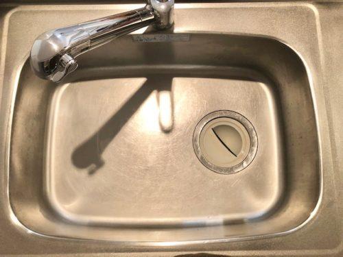 使用後は水気を残さない!