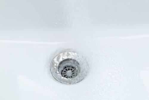 排水口の掃除方法