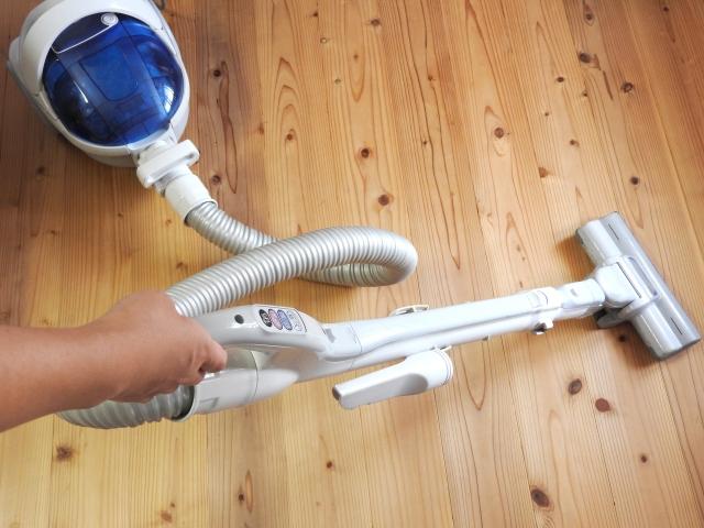 畳掃除のやり方