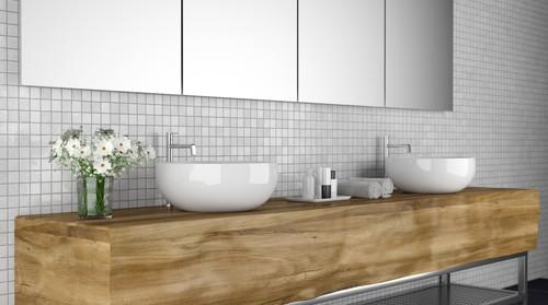 洗面台の掃除方法