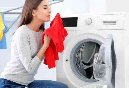 洗濯物の汗臭さを取る方法