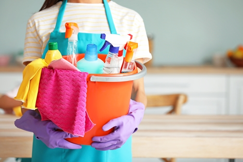 キッチン掃除のやり方