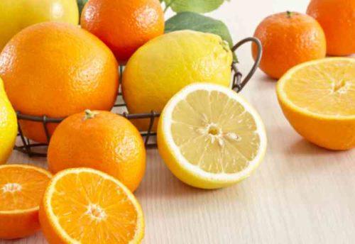 柑橘系の皮で消臭
