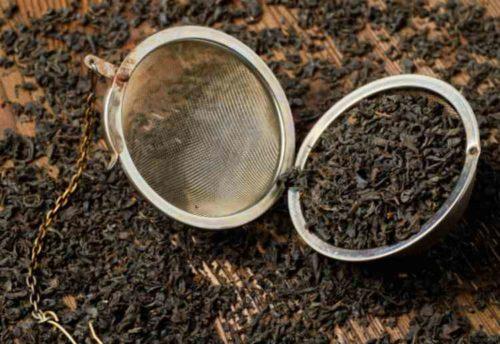 お茶がらやコーヒーがらで消臭