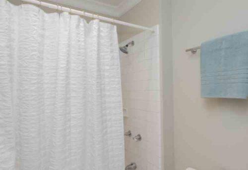 シャワーカーテンのカビ予防