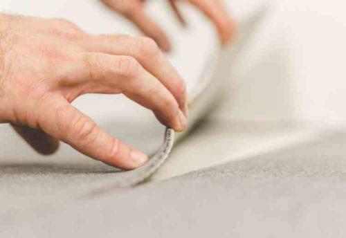 畳の上にカーペットを敷かない