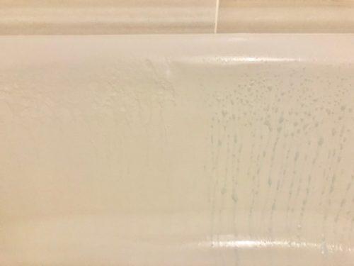お風呂掃除洗剤を使ってみた