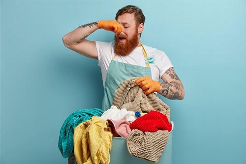 タオルが臭い原因は菌