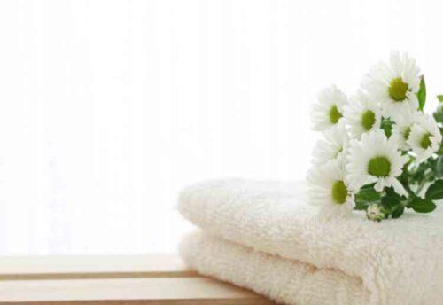 タオルの臭いを予防するポイント