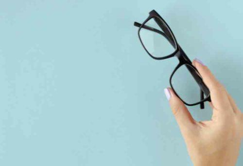 メガネが汚れる原因