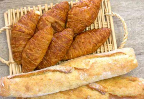 ほかのパンの解凍方法