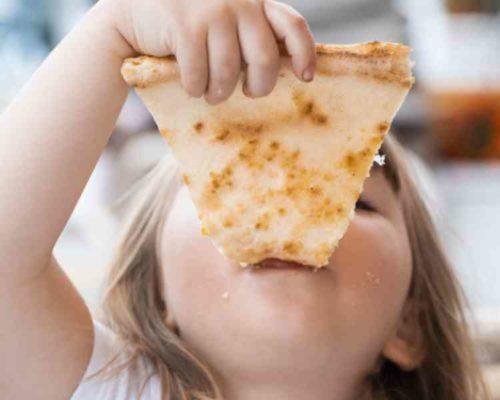 冷凍した宅配ピザの賞味期限