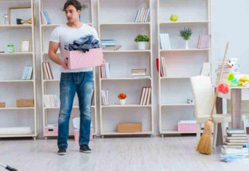 本棚のカビ掃除の方法