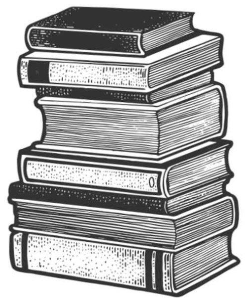 カビが生えた本はしまわない